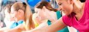 Открытые уроки в Fitness Master